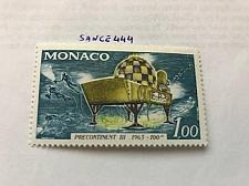 Buy Monaco Underwater research craft 1966 mnh stamps