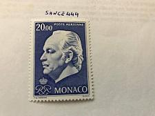 Buy Monaco Airmail Prince Rainier 20f 1974 mnh stamps