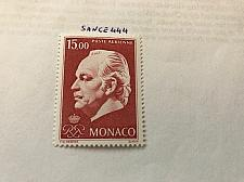 Buy Monaco Airmail Prince Rainier 15f 1974 mnh stamps