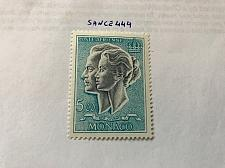 Buy Monaco Definitive airmail 5f mnh 1966 stamps