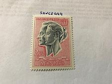 Buy Monaco Definitive airmail 2f mnh 1966 stamps