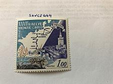 Buy Monaco Rallye of Monte Carlo 1963 mnh stamps