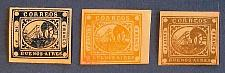 "Buy Argentina "" Reprints of 1858 Provincial Stamps"""