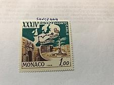 Buy Monaco Rallye of Monte Carlo 1964 mnh stamps