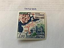 Buy Monaco Rallye of Monte Carlo 1961 mnh stamps