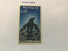 Buy Monaco Sea pollution 1971 mnh stamps