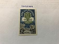 Buy Monaco World refugees year 1960 mnh stamps