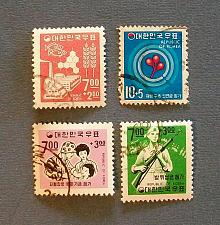 "Buy Korea ""Surcharge Stamps """