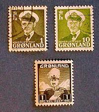 "Buy Greenland ""Christian X and Frederick IX"