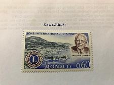 Buy Monaco Lions Club 1967 mnh stamps