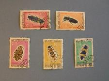 "Buy 1968 Laos ""Insect"" Stamps"