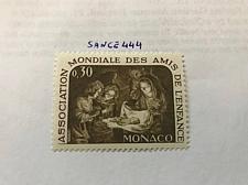 Buy Monaco Child welfare 1966 mnh stamps