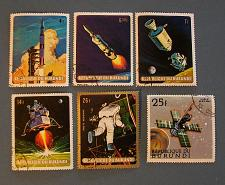 "Buy 1969 Burundi ""Moon Landing Series and Satellites"""