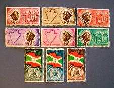 "Buy 1962 Burundi ""Independence Commemoration"""