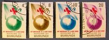 """Buy 1963 Burundi """"100th Anniversary of Red Cross"""""""