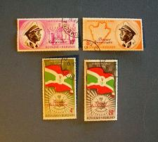"Buy 1963 Burundi ""1st Anniversary of Independence """