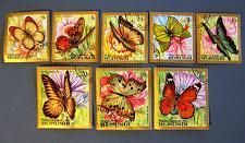 "Buy 1968 Burundi ""Butterflies"""