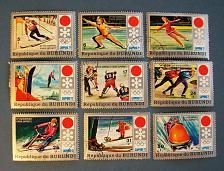 """Buy 1972 Burundi """"Sapporo Olympics"""""""