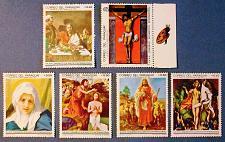 "Buy 1968 Paraguay ""39th international Eucharistic Congress"""