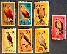 "Buy 1966 Albania ""Birds of Prey"""