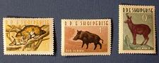 "Buy 1962 Albania ""Animals"""