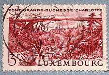 "Buy 1966 Luxembourg ""Grand Duchess Charlotte Bridge"