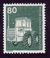 Buy Germany Berlin Hinged Scott #9N367 Catalog Value $.85