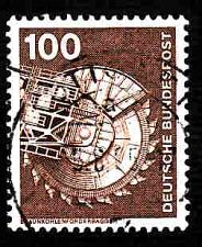 Buy Germany Used Scott #9N368 Catalog Value $.45