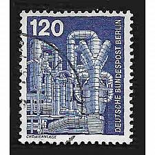 Buy Germany Used Scott #9N369 Catalog Value $.90