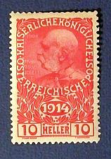 "Buy 1914 Austria ""Franz Joseph"""