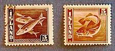 "Buy 1939 Iceland ""Codfish and Herring"""
