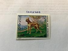 Buy Monaco Dog exposition 1972 mnh stamps