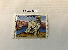 Buy Monaco Dog exposition 1978 mnh stamps