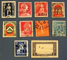 Buy 1940-50's Algeria Definitives