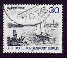 Buy Germany Used Scott #9N388 Catalog Value $.35