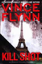 Buy Kill Shot by Vince Flynn 2012, Hardcover Book - Very Good