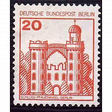 Buy Germany Berlin Hinged Scott #9N392 Catalog Value $.25