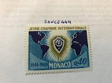 Buy Monaco Junior chamber of commerce 1969 mnh stamps
