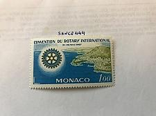 Buy Monaco Rotary congress 1967 mnh stamps