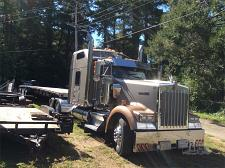 Buy 2000 Kenworth W900L Semi Tractor