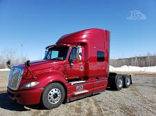 Buy 2013 International Prostar + Eagle Semi Tractor