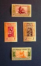 "Buy New Zealand ""Variety Packet""1961 Dahomey (Benin) ""Worker's, Potter, Fishing etc"""