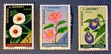 "Buy 1967 Dahomey (Benin) ""Flowers"""