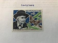 Buy Monaco Jean H. Fabre naturalist 1973 mnh stamps