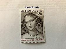 Buy Monaco Marquise de Sevigne aristocrat 1976 mnh stamps