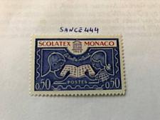 Buy Monaco Scolatex 1963 mnh #ab stamps