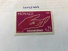 Buy Monaco Life 1961 mnh stamps