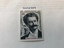 Buy Monaco Johann Strauss composer 1975 mnh stamps