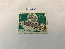Buy Monaco New UPU building 1970 mnh stamps