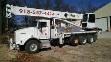 Buy 2007 Altec AC38-127S Mounted On 2007 Kenworth T800